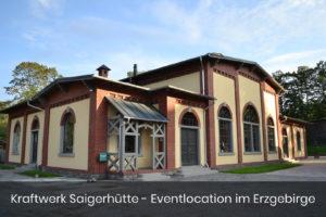 Geschichte des Kraftwerks im Komplex Saigerhütte
